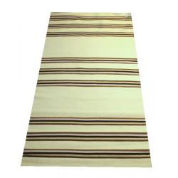 IDA - běvlněný koberec s pruhy