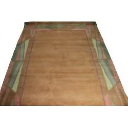 PIMPRI - vlněný koberec s geometrickými obrazci