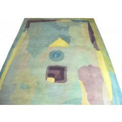 NASIK 1 - vlněný koberec  s jemnými vzory