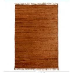 MADRID - hnědý bavlněný koberec